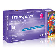 Aurelia Transform Nitrile Exam Gloves-2000/Case