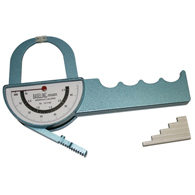 Baseline 12-1130 Deluxe Dual-Sided Medical Skinfold Caliper