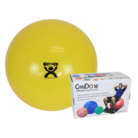CanDo Inflatable Exercise Balls in Retail Box