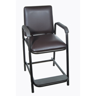 Drive Medical 17100-BV High Hip Chair w/ Padded Seat