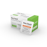 MHC 802711 EasyTouch Alcohol Prep Pads-100/Box