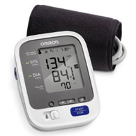 Omron BP761N 7 Series Automatic Blood Pressure Monitor with Bluetooth