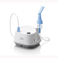 Philips 1099969 Innospire Elegance Compressor / SideStream Disposable and Reusable Nebulizer Kit