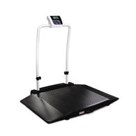 Rice Lake 350-10-3 Dual Ramp Wheelchair Scale (168353)