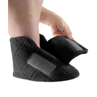 Silverts SV10390 Womens Extra Wide Swollen Feet Slippers